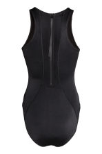 Sports swimsuit - Black - Ladies | H&M 3