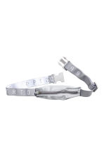 Running waist bag - Silver - Ladies | H&M CA 1