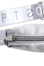 Running waist bag - Silver - Ladies | H&M CA 2