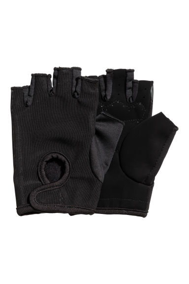 Gym gloves - Black - Ladies | H&M CN 1