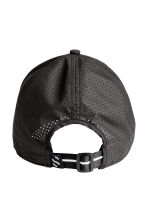 Reflective sports cap - Black - Ladies | H&M CN 2