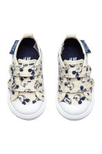 Trainers - Light beige/Mickey Mouse - Kids | H&M 2