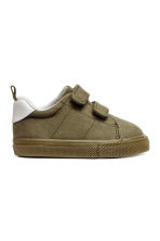 Trainers - Khaki green - Kids | H&M 1
