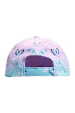 Printed cap - Purple/Frozen - Kids | H&M CN 2