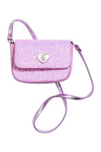 Glittery shoulder bag - Purple - Kids | H&M 2