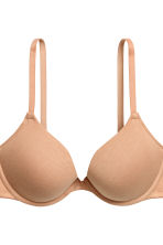 Reggiseni push-up, 2 pz - Grigio mélange/torrone - DONNA | H&M IT 4