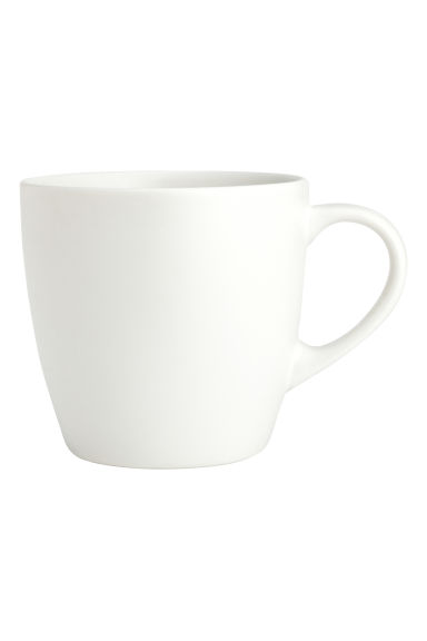 Porcelain mug - White - Home All | H&M IE 1