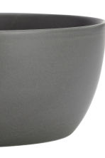 Porcelain bowl - Dark grey - Home All | H&M CN 3