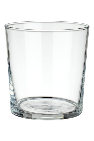 Tumbler - Clear glass - Home All | H&M GB 1