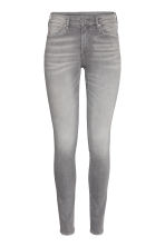 Skinny Regular Ankle Jeans - Grey denim - Ladies | H&M CN 2