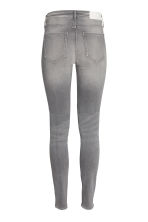 Skinny Regular Ankle Jeans - Grey denim - Ladies | H&M CN 3