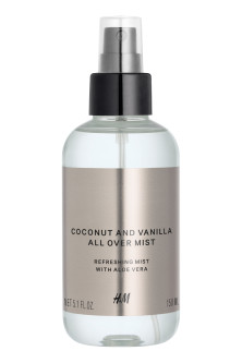 All-over bodymist
