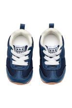 Mesh trainers - Dark blue -  | H&M 2