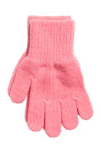 3 pairs gloves - Light pink - Kids | H&M 2