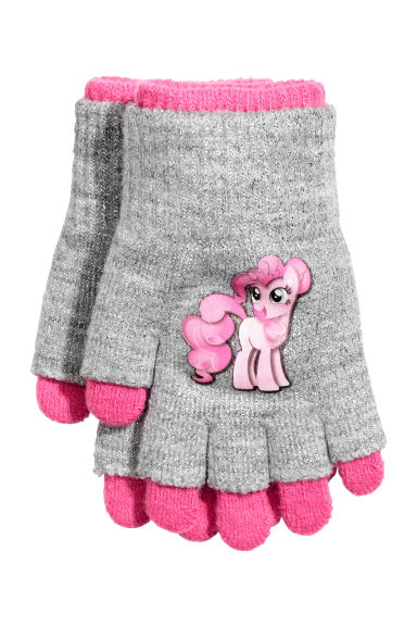 Gloves/fingerless gloves - Pink/My Little Pony -  | H&M