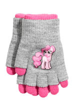 Gants et mitaines - Rose/My Little Pony -  | H&M FR 1