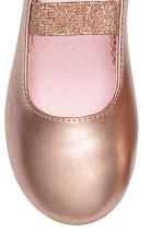 Ballet pumps - Rose gold - Kids | H&M 4