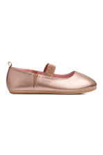 Ballet pumps - Rose gold - Kids | H&M 2