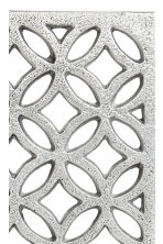 Metal trivet - Silver - Home All | H&M CN 2