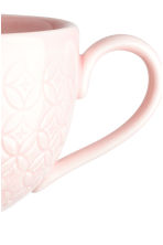 Textured cup - Light pink -  | H&M IE 2