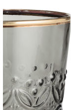 Textured tumbler - Anthracite grey - Home All | H&M CN 2