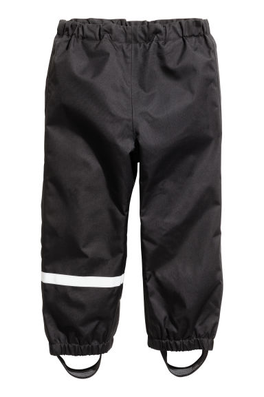 Shell trousers - Black - Kids | H&M CN 1