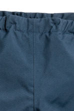 Shell trousers - Dark blue - Kids | H&M 3