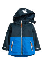 Shell jacket - Dark blue - Kids | H&M CN 2