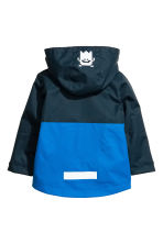 Shell jacket - Dark blue - Kids | H&M CN 3