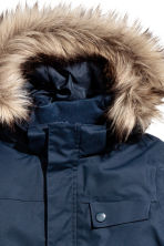 Outdoor Snowsuit - Dark blue - Kids | H&M CA 4