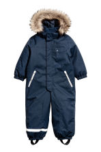 Outdoor Snowsuit - Dark blue - Kids | H&M CA 2