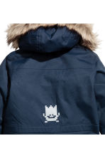 Outdoor Snowsuit - Dark blue - Kids | H&M CA 3