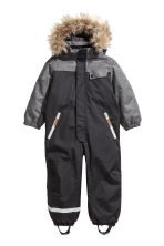 Outdoor all-in-one suit - Black - Kids | H&M CN 1