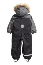 Outdoor all-in-one suit - Black - Kids | H&M CN 2