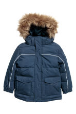 Padded jacket - Dark blue - Kids | H&M 2