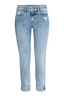 Slim Regular Boyfriend Jeans