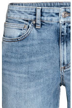 Slim Regular Boyfriend Jeans - Light denim blue - Ladies | H&M 4