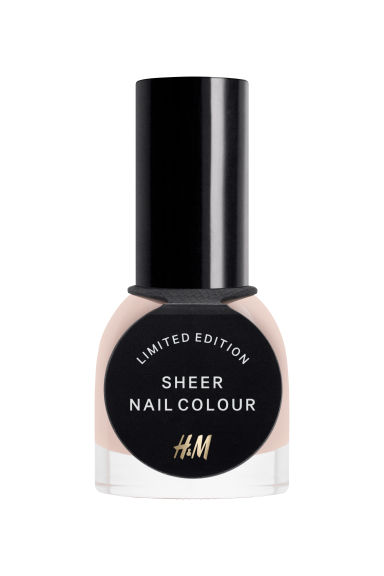 Oil infused nail colour - Hush - Ladies | H&M GB