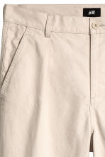 Chino Relaxed fit - Beige clair - HOMME | H&M FR 4