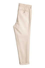 Chino Relaxed fit - Beige clair - HOMME | H&M FR 3