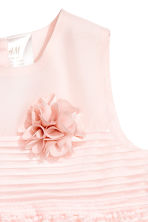 Sleeveless dress - Light pink - Kids | H&M 2