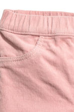 Denim leggings - Light pink -  | H&M 2