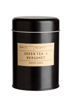 Zwart/Green tea & Bergamot