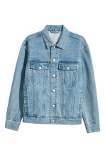 Denim jacket - Denim blue - Men | H&M 2
