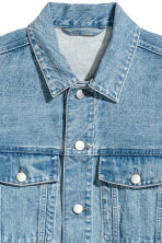 Denim jacket - Denim blue - Men | H&M 3