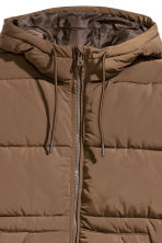 Padded jacket - Khaki brown - Men | H&M 2