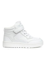 Hoge sneakers - Wit -  | H&M BE 2