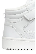 Hoge sneakers - Wit -  | H&M BE 5