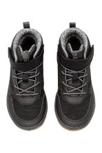 Waterproof hi-tops - Black - Kids | H&M 2