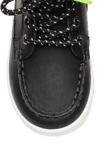Warm-lined hi-tops - Black -  | H&M 3
